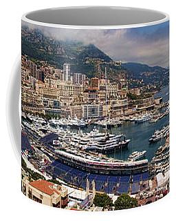 Monaco Panorama Coffee Mug