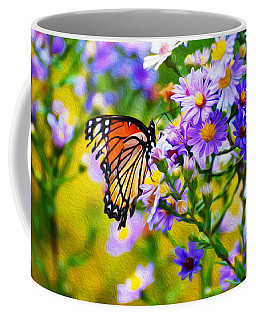 Monarch Butterfly 4 Coffee Mug