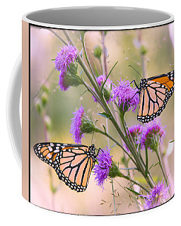 Monarch Pair Coffee Mug