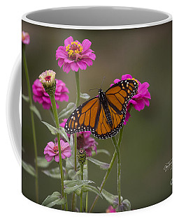 Monarch Pit Stop Coffee Mug