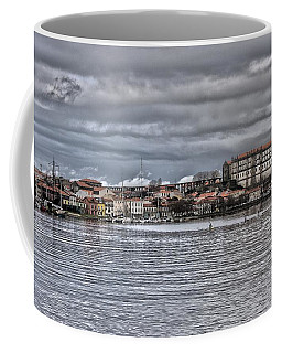 Monastery From The River Coffee Mug