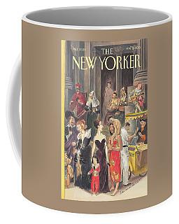 Monday At The Met Coffee Mug