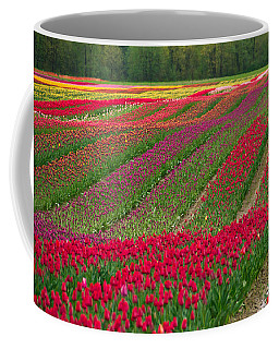 Monet Alive Coffee Mug by Eti Reid