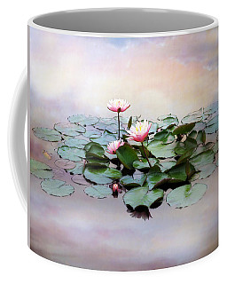 Monet Lilies  Coffee Mug