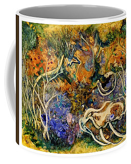 Monet Under Water Coffee Mug
