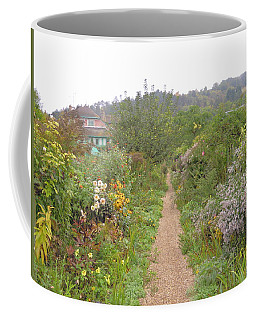 Monet's Garden 5 Coffee Mug