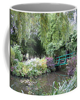 Monet's Japanese Bridge Coffee Mug