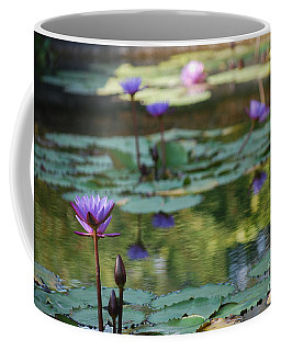 Monet's Waterlily Pond Number Two Coffee Mug