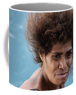 Monica From Papua New Guinea Coffee Mug