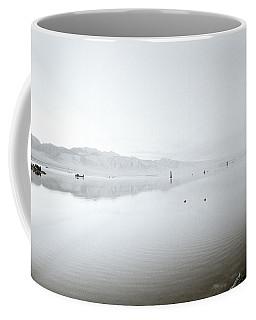 Mono Lake Serenity Coffee Mug by Shaun Higson