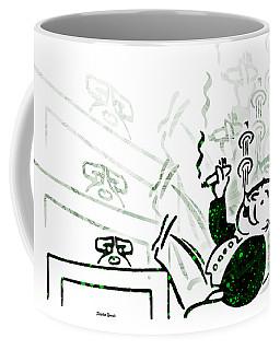 Monopoly Man - Bank Dividend Coffee Mug