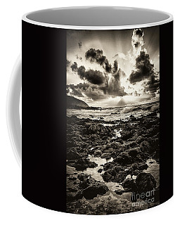 Monotone Explosion Coffee Mug