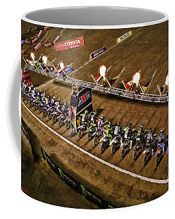 Monster Energy Ama Supercross  450sx Main Coffee Mug