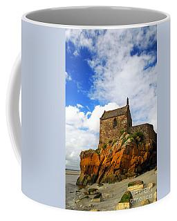 Mont Saint Michel Abbey Fragment Coffee Mug