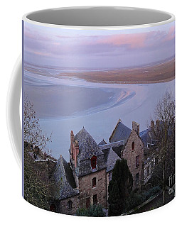 Mont St Michel Tower View Coffee Mug