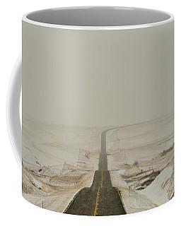 Montana Highway 3 Coffee Mug