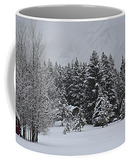 Montana Morning Coffee Mug