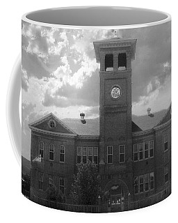Montana Oldest Working School Pburg Coffee Mug