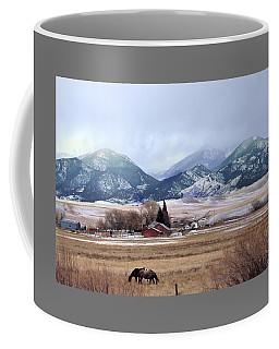 Montana Ranch - 1 Coffee Mug
