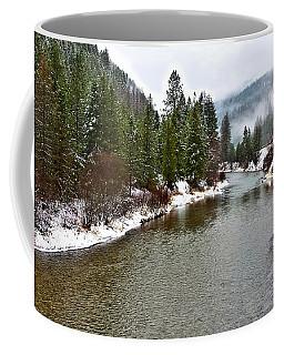 Montana Winter Coffee Mug