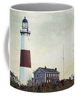 Montauk Dusk Coffee Mug by Keith Armstrong