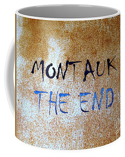 Montauk-the End Coffee Mug