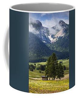 Monte Bondone Coffee Mug