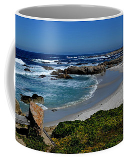 Coffee Mug featuring the photograph Monterey-1 by Dean Ferreira