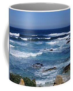 Coffee Mug featuring the photograph Monterey-9 by Dean Ferreira
