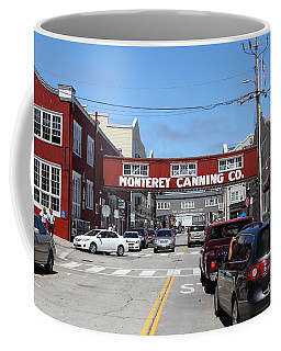 Monterey Cannery Row California 5d25027 Coffee Mug