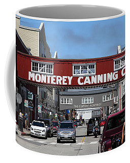 Monterey Cannery Row California 5d25029 Coffee Mug