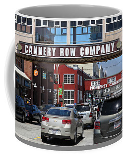 Monterey Cannery Row California 5d25030 Coffee Mug