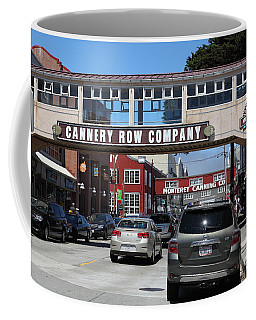 Monterey Cannery Row California 5d25031 Coffee Mug