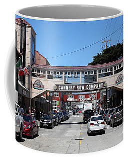 Monterey Cannery Row California 5d25032 Coffee Mug