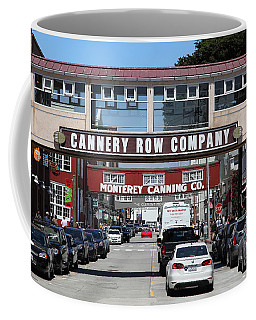 Monterey Cannery Row California 5d25034 Coffee Mug