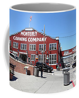Monterey Cannery Row California 5d25037 Coffee Mug