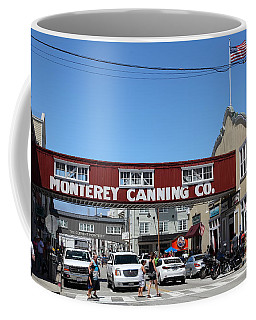 Monterey Cannery Row California 5d25038 Coffee Mug