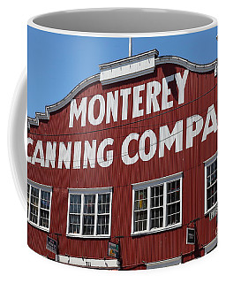 Monterey Cannery Row California 5d25039 Coffee Mug