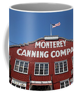 Monterey Cannery Row California 5d25040 Coffee Mug