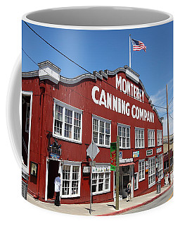 Monterey Cannery Row California 5d25045 Coffee Mug