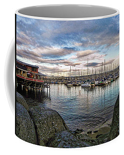 Monterey Marina California Coffee Mug