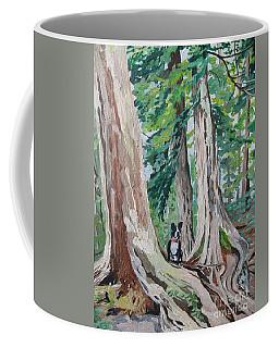 Monty's Travels Coffee Mug