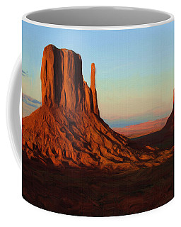 Monument Valley 2 Coffee Mug
