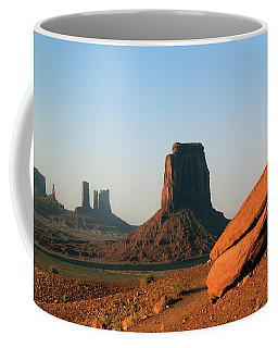 Monument Valley Afternoon Coffee Mug