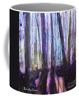 Moody Woods Coffee Mug by Robin Maria Pedrero