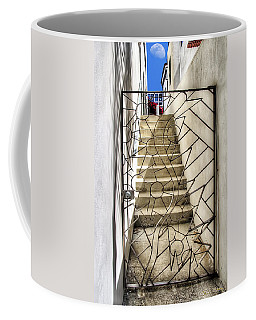 Moon And Gate Coffee Mug