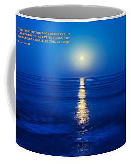 Moon And Light Coffee Mug
