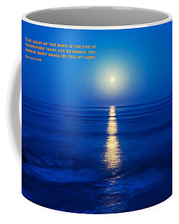 Moon And Light Coffee Mug