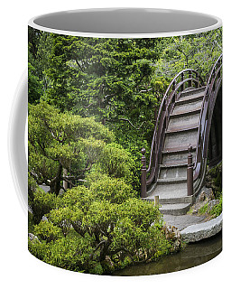 Moon Bridge - Japanese Tea Garden Coffee Mug