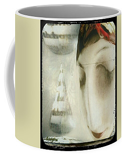 Moon Face Coffee Mug